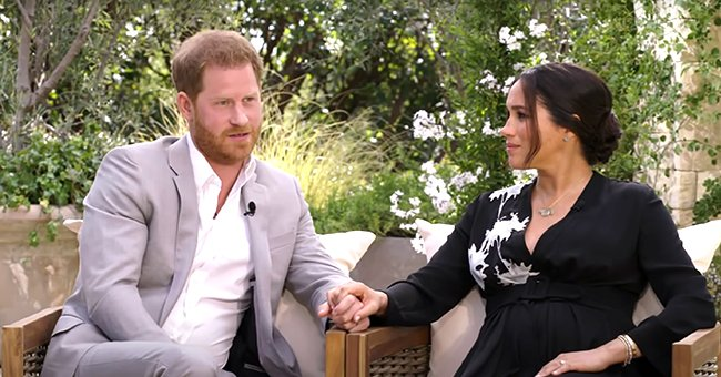 Prince Harry Compares Himself to His Mother Princess Diana in 1st Look at Interview with Oprah