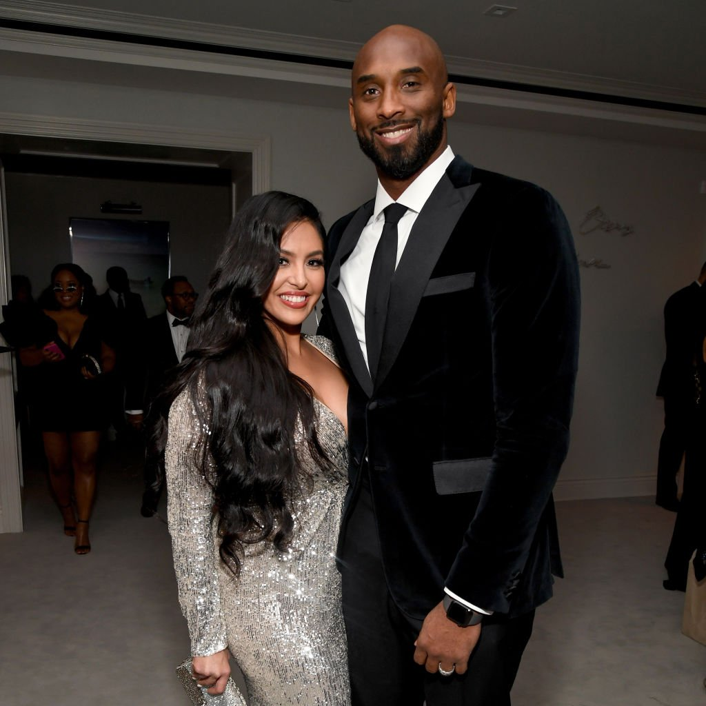 Vanessa Laine Bryant and Kobe Bryant attend Sean Combs 50th Birthday Bash presented by Ciroc Vodka in Los Angeles, California | Photo: Getty Images