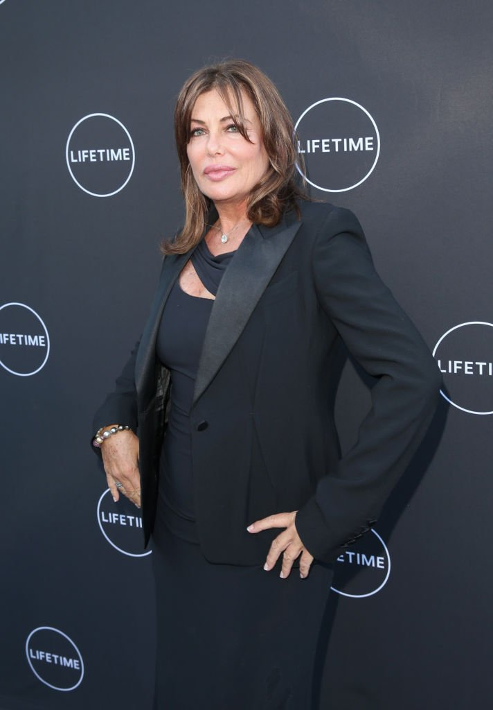 "Kelly LeBrock attends Lifetime's New Docuseries ""Growing Up Supermodel's"" Exclusive LIVE Viewing Party Hosted By Andrea Schroder 