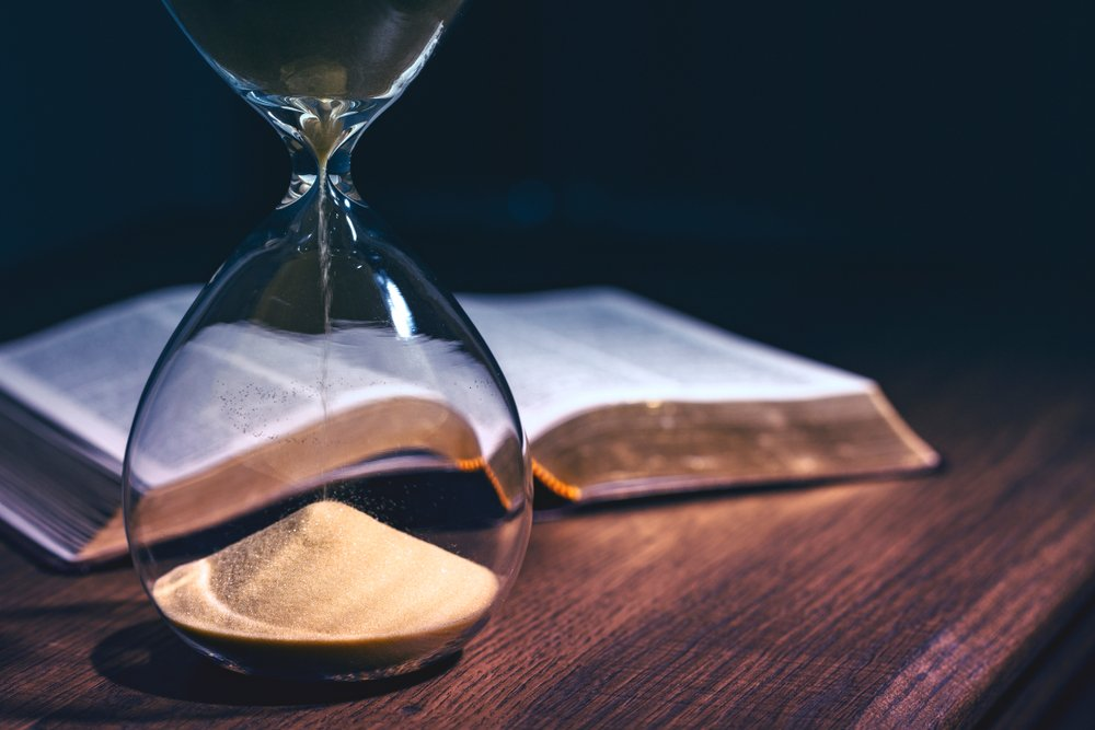 Le temps est compté. Photo : Shutterstock