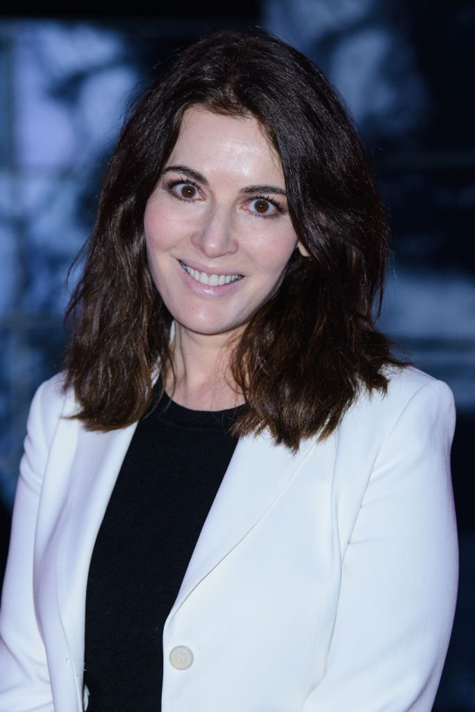 Nigella Lawson at The Design Museum on May 09, 2019   Photo: Getty Images