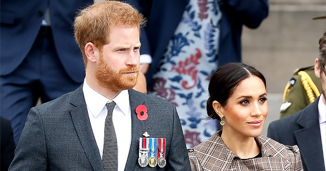 Harper's Bazaar: Meghan Markle and Prince Harry Are Likely to Return to the UK before New Year