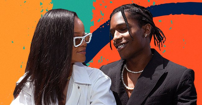 A$AP Rocky and Rihanna Make Their Relationship Public