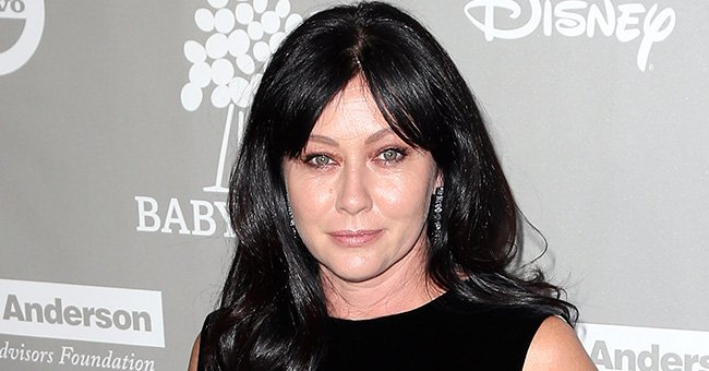 Actress Shannen Doherty at the 2015 Baby2Baby Gala at 3LABS on November 14, 2015 in Culver City, California   Photo: Getty Images