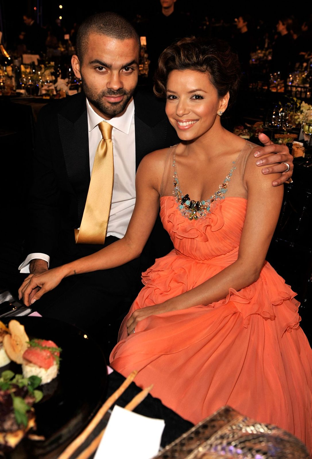 Eva Longoria et Toni Parker | Photo : Getty Images