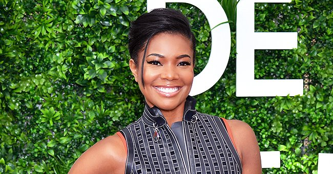 Gabrielle Union's Daughter Pushes Mom Away as She Tries to Hug Dwyane Wade in a Hilarious Video