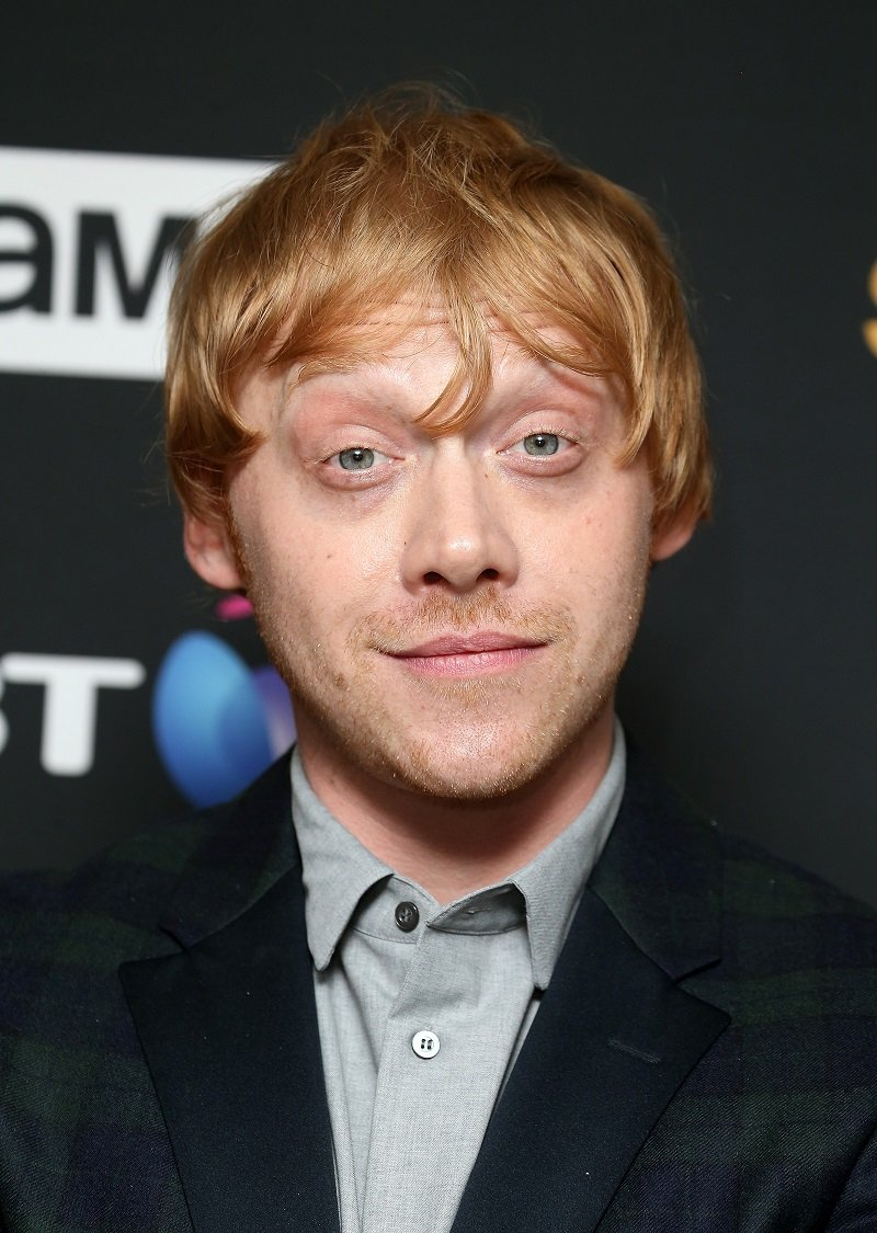 Rupert Grint on September 28, 2017 in London, England | Photo: Getty Images