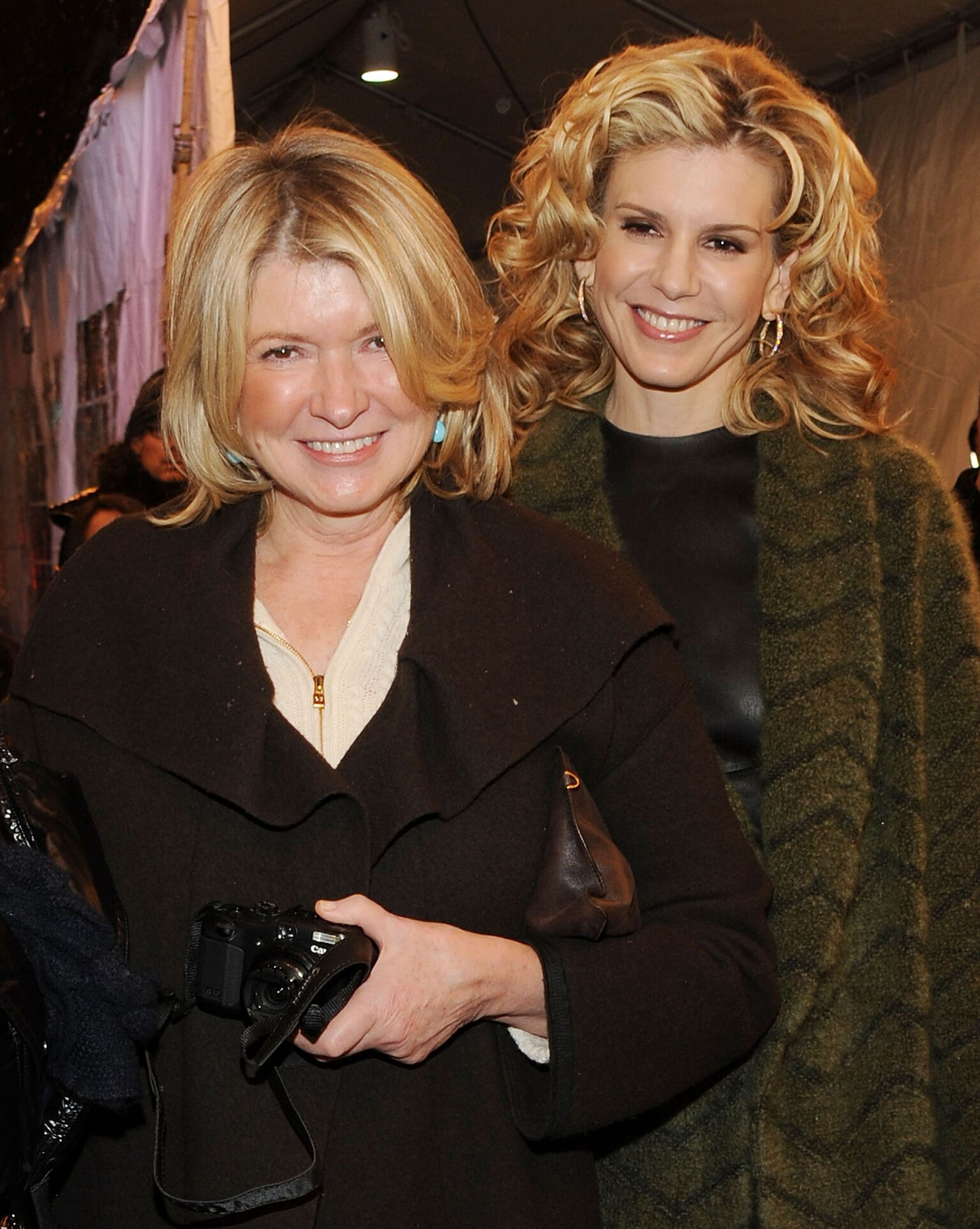 Martha Stewart and Alexis Stewart attend Paul McCartney plays World Famous Apollo Theater for first time, celebrating 20 Million Sirius XM Subscribers | Getty Images
