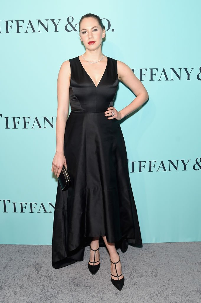 Model Emma Kathleen Ferrer attends the Tiffany & Co. 2017 Blue Book Collection Gala at ST. Ann's Warehouse | Photo: Getty Images