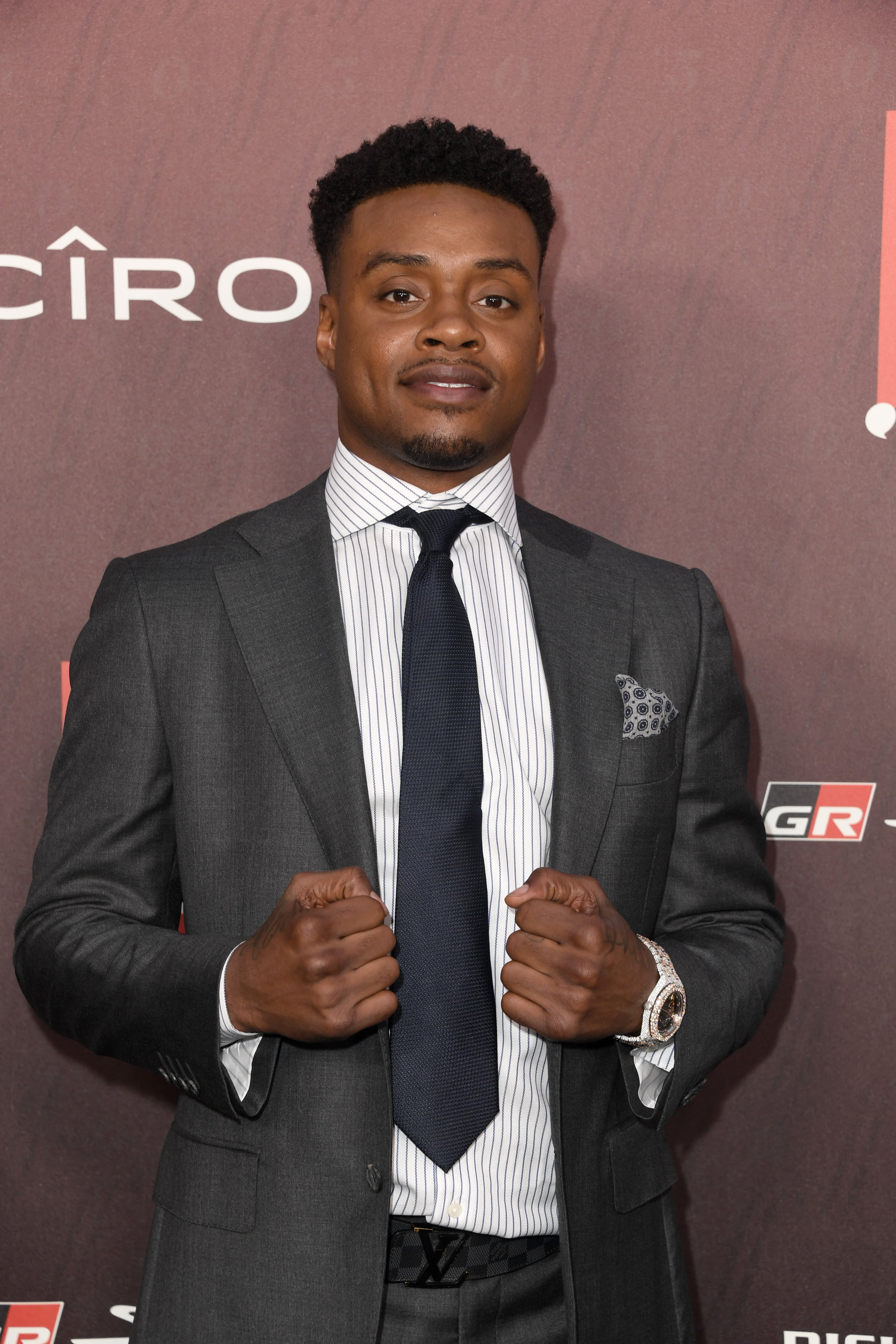 Errol Spence Jr attends the Sports Illustrated Fashionable 50 on July, 2019. | Source: Getty Images