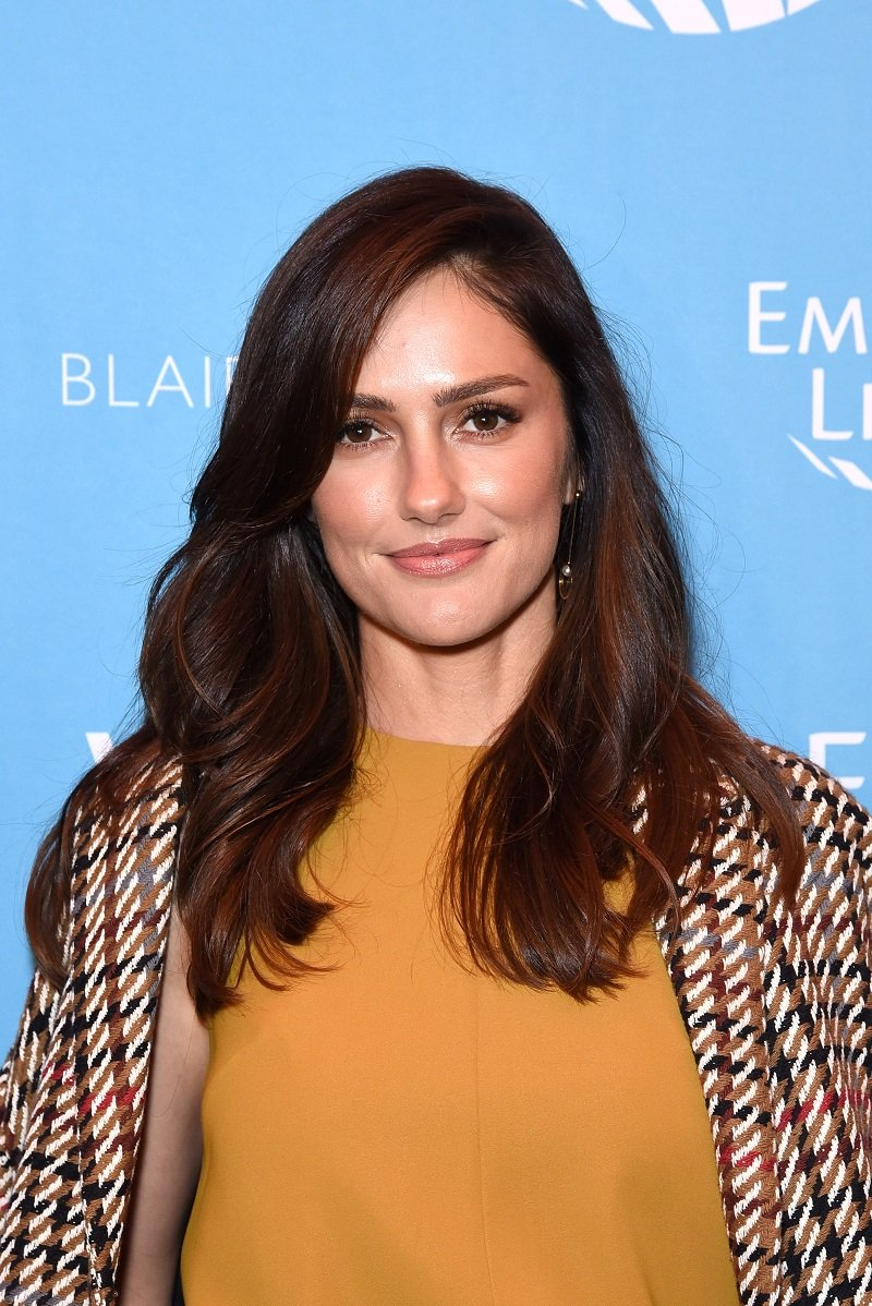 Minka Kelly in Beverly Hills on February 19, 2019 in Los Angeles, California   Photo: Getty Images