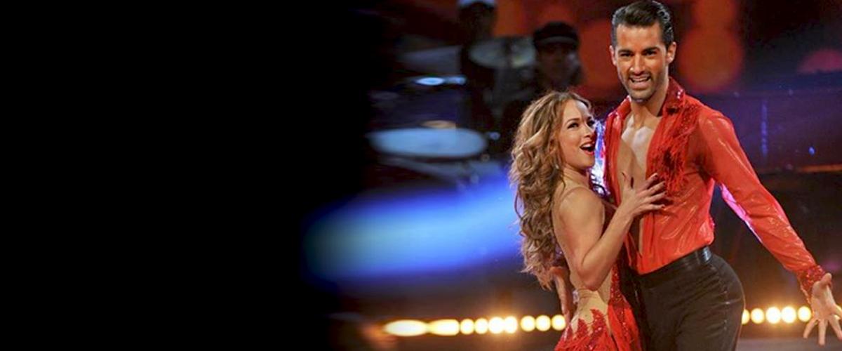 Toni Costa y Adamari López también tuvieron un candente baile para mostrar su amor