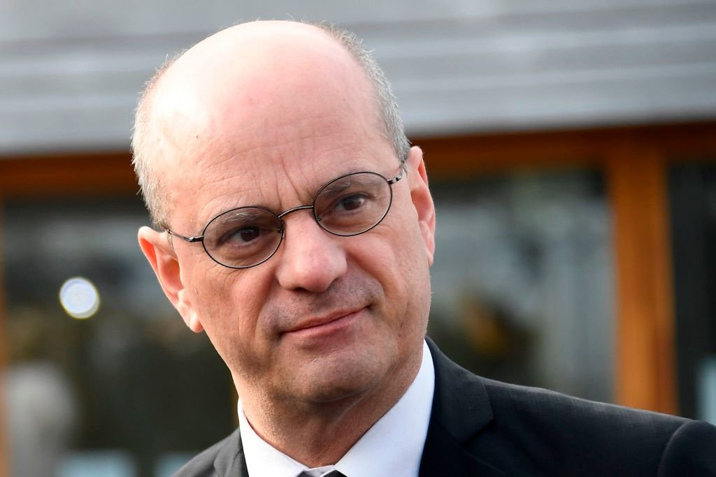 Jean-Michel Blanquer.   Photo : Getty Images