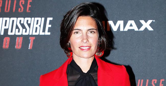 Alessandra Sublet : Une présentatrice mais aussi une maman