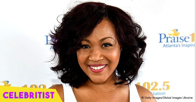 Erica Campbell melts hearts with pic of her adorable children heading off to school