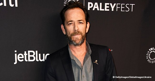 One of Luke Perry's Biggest Fans Shared Touching Story of Their Special Meeting in Hospital