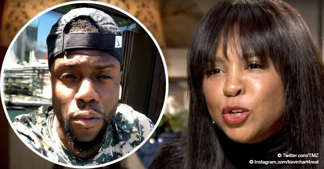 Torrei Hart emotionally defends ex-husband Kevin Hart following backlash over old homophobic tweets