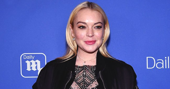 Lindsay Lohan Mourns Death of Her Ex-Boyfriend and Pink Taco Restaurant Chain Founder Harry Morton