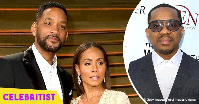 Jada & Will Smith reportedly dragged into Duane Martin's bankruptcy battle, due to $1.4 M Loan