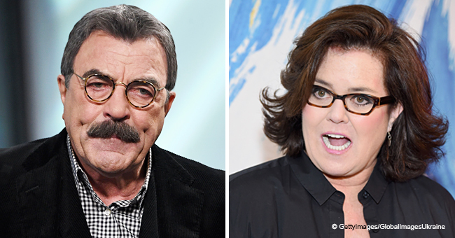 Story behind the Infamous Feud between Tom Selleck and Rosie O'Donnell