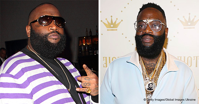 Rick Ross Lost More Than 90 Pounds after Suffering Two Seizures in Less Than 24 Hours in 2011