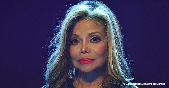 """Polémica Jackson: Janet no dice nada, pero La Toya una vez se negó a ser """"colaboradora silenciosa"""""""