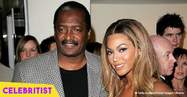 Beyoncé's dad shares video of his secret wedding to younger wife on their 5th anniversary