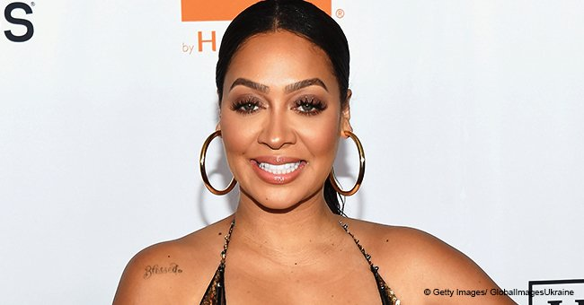 La La Anthony, 38, shares hot photo from her bed after recent reconciliation rumors with her ex