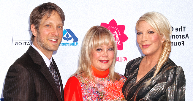 Tori Spelling's Brother Randy Quit Acting to Become a Life and Business Coach