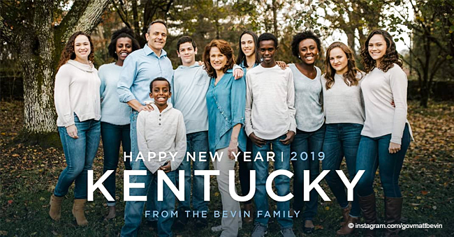 Kentucky Governor Slammed for Introducing His 9 Kids to the Virus at 'Chickenpox Parties'
