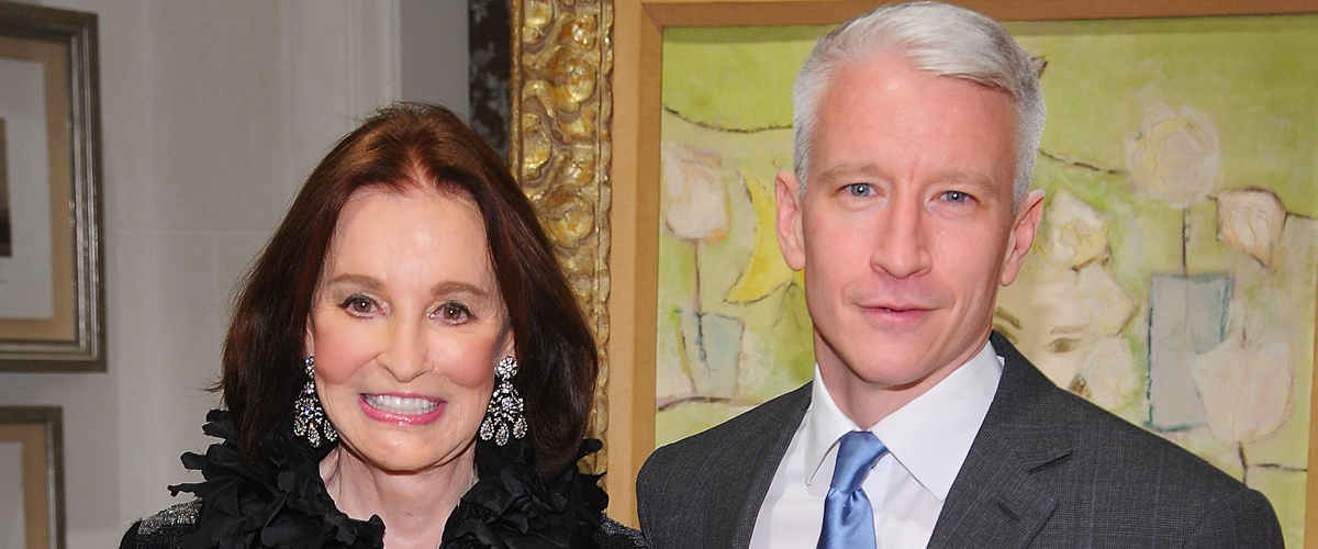 Anderson Cooper Mourns Late Mom Gloria Vanderbilt with Touching Photos