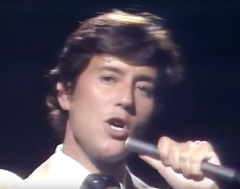 Manolo Otero, cantante español. | Imagen: YouTube/Videoteca Mix