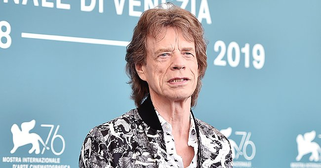Mick Jagger's Younger Girlfriend Melanie Hamrick Posts Pic of Their Son Deveraux Amid COVID-19 Outbreak