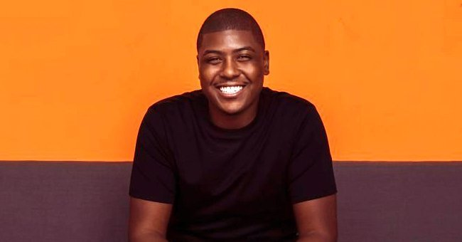 """Delane Parnell, 27-year-old founder of esports company, """"PlayVs""""   Photo: Twitter/AfroTech"""