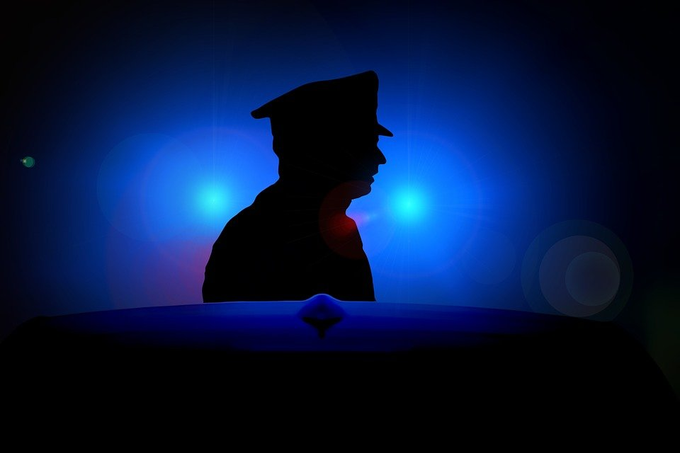 Un policier. | Photo : Pixabay