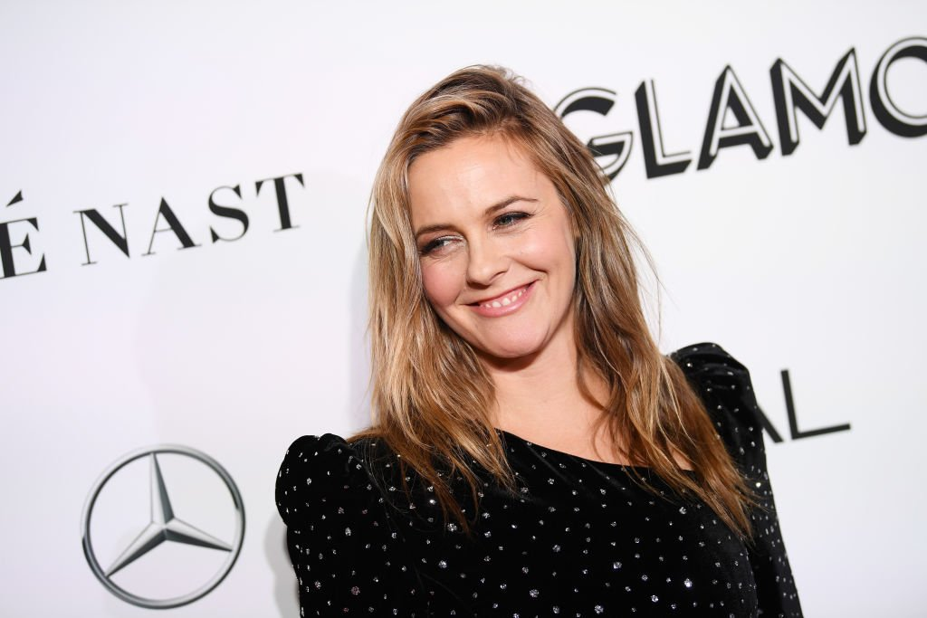 Alicia Silverstone bei den Glamour Women Of The Year Awards 2018 am 12. November 2018 in New York City. | Quelle: Getty Images