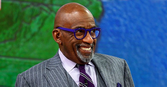 'Today' Host Al Roker Shows Bond with Son Nicholas as They Flaunt Bold Heads after a Haircut