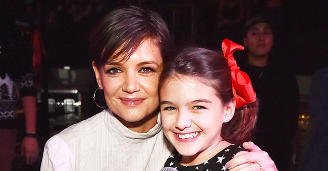 US Weekly: Katie Holmes & Daughter Suri Cruise Are a Real Team
