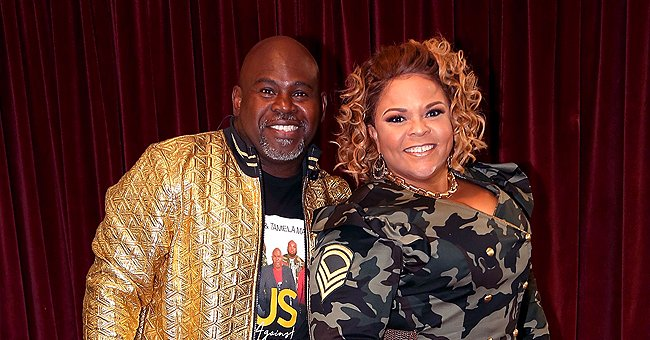 David & Tamela Mann Enjoy Steambath While Sharing Hilarious Talk Amid Quarantine in New Videos