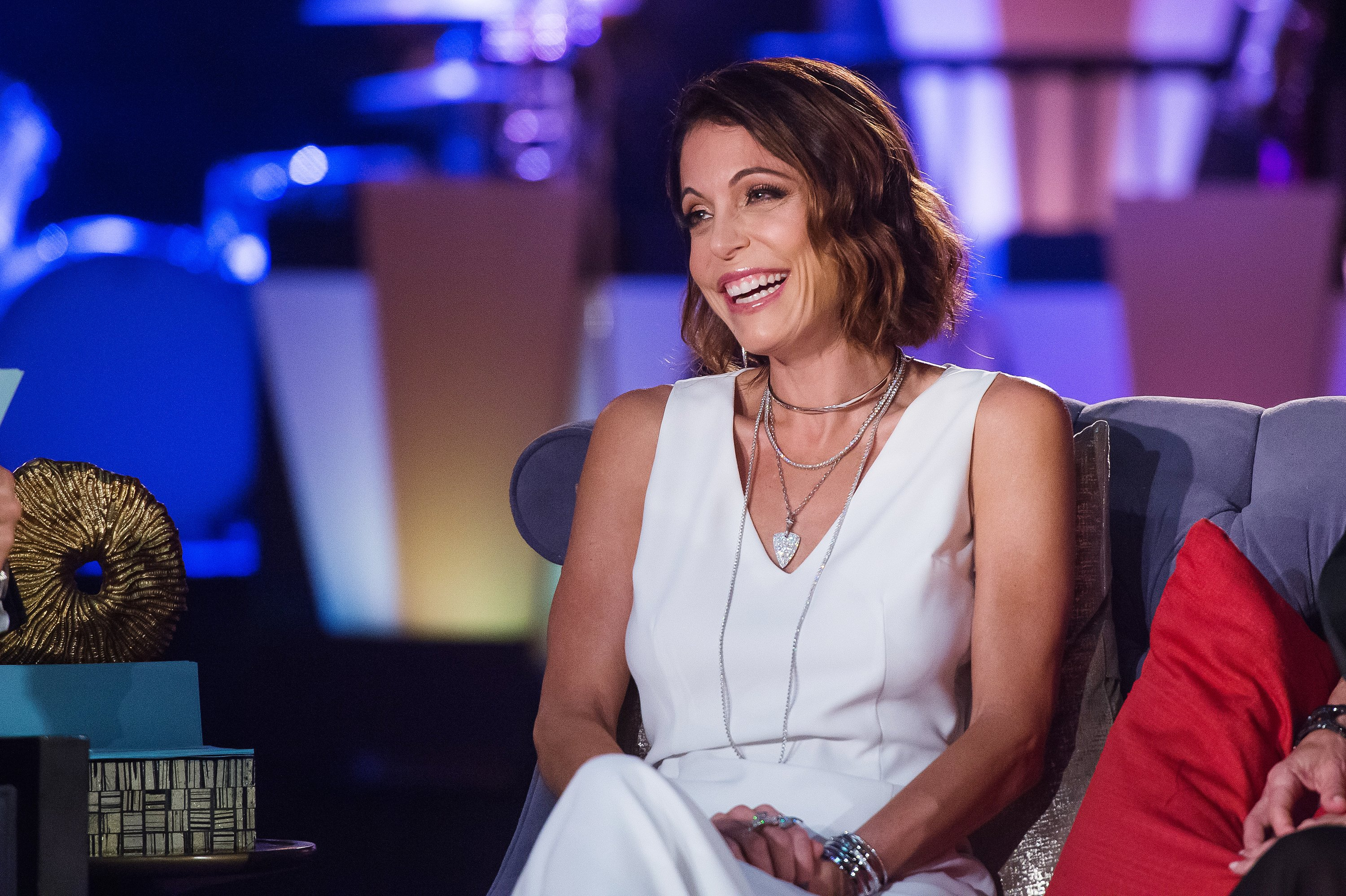 """An undated image of reality star Bethenny Frankel during the """"Real Housewives of New York City"""" Season 8 reunion   Photo: Getty Images"""