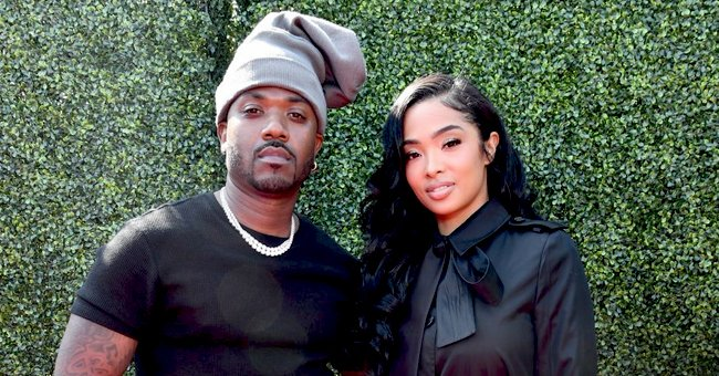 Ray J's Estranged Wife Princess Love Showed off Kids Wearing Colorful Costumes on Halloween