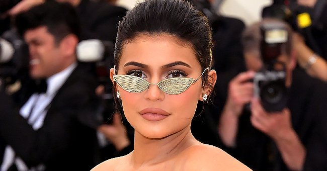 Kylie Jenner atthe Heavenly Bodies: Fashion & The Catholic Imagination Costume Institute Gala at The Metropolitan Museum of Art on May 7, 2018, in New York City | Photo:Neilson Barnard/Getty Images