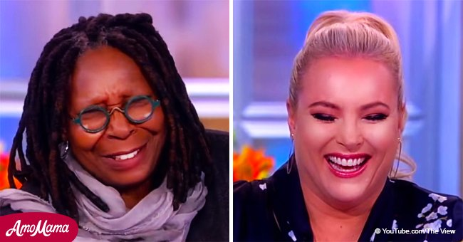 Whoopi Goldberg laughs out loud at writer who claims women over 50 are 'invisible' to him
