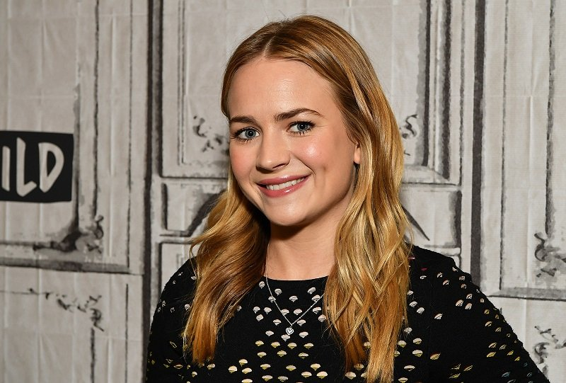Britt Robertson on March 5, 2019 in New York City | Photo: Getty Images