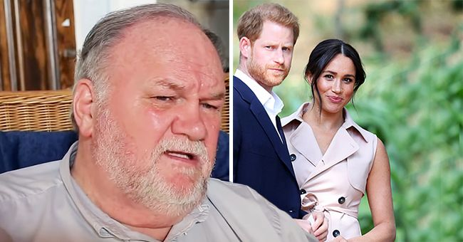 Meghan Markle's Dad Confesses He Lied to Prince Harry about Staged Photos but Insists That the Couple Owes Him