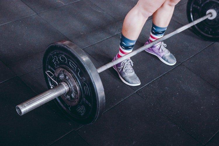 Quelqu'un qui fait de l'exercice. | Photo : Unsplash