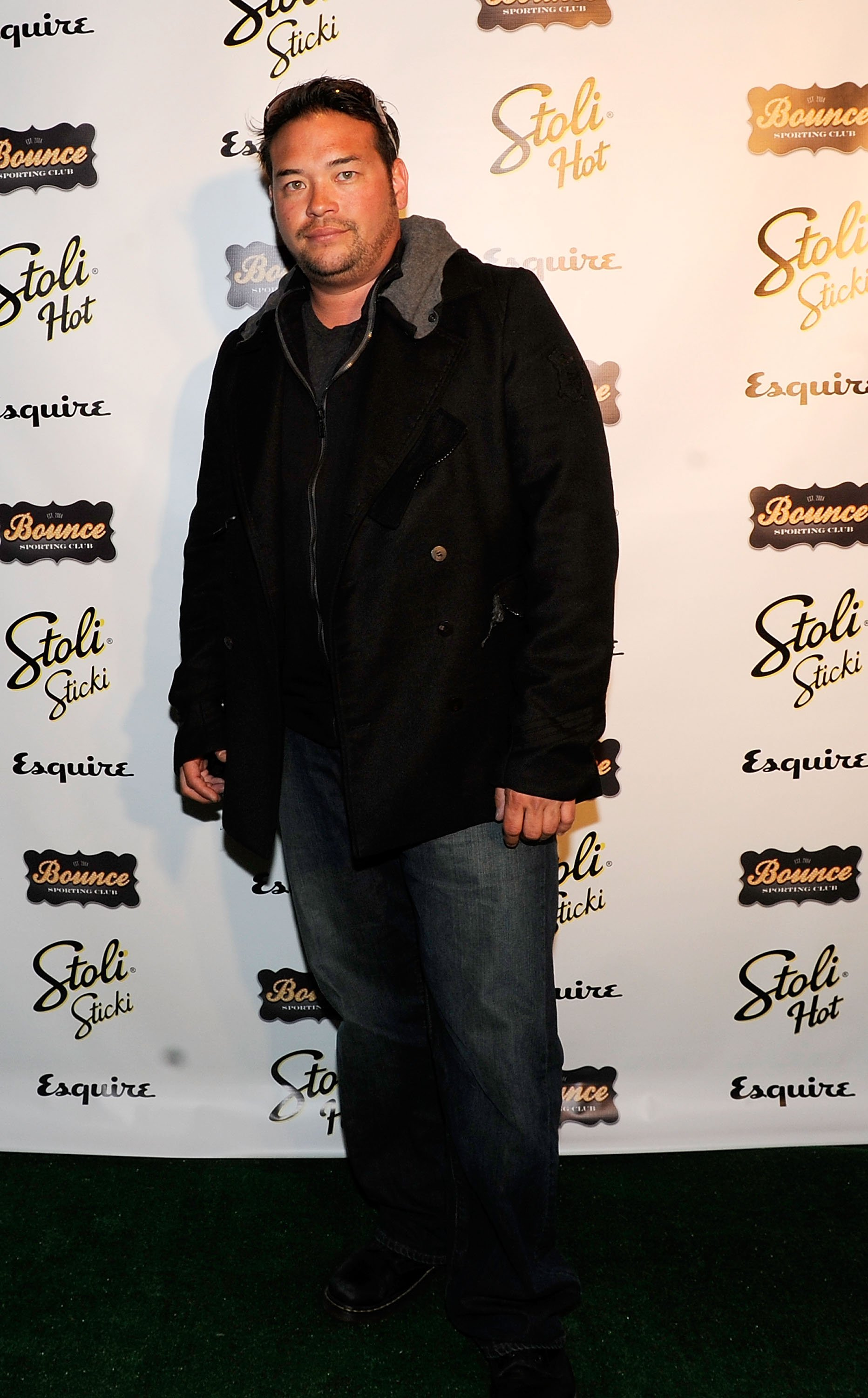 Jon Gosselin attends Toasting the NFL Craft Class kick-off in New York City on April 24, 2012 | Photo: Getty Images