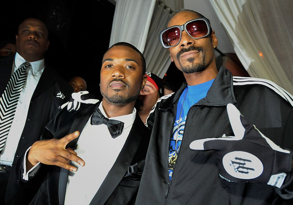 Ray J and Snoop Dogg attend Ray J's 30thbirthday at Caesars Palace on January 15, 2011, in Las Vegas, Nevada | Source: Getty Images