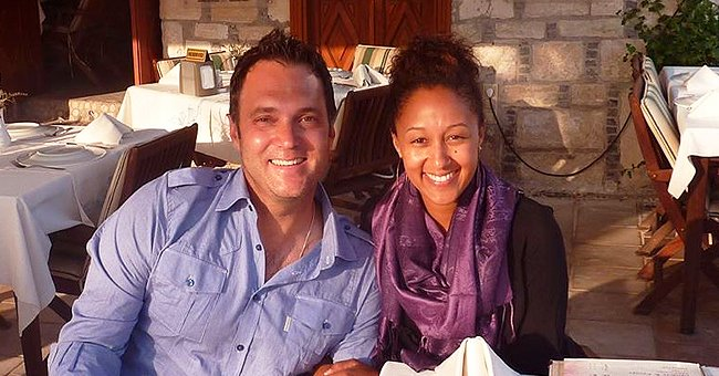 Tamera Mowry's Husband Adam Says Their Kitchen Turned into a Flower Shop after His Wife's Birthday