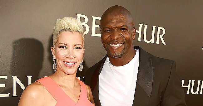 Terry Crews & Rebecca Share Secrets of Their 3-Decade Marriage in Memoir 'Stronger Together'